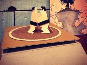 相撲カフェ
