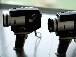 8mmカメラ