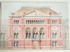ヴィクトリア・アンド・アルバート博物館 絵葉書
