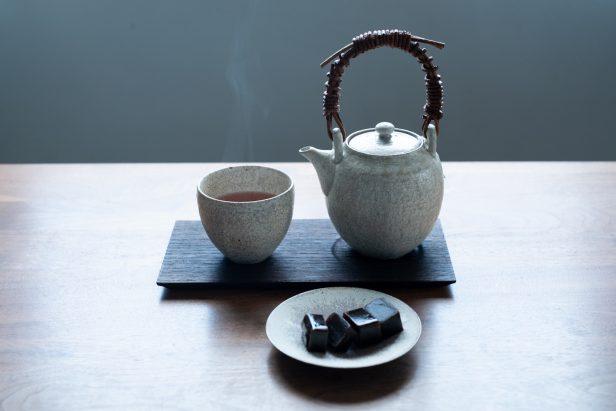 虎屋「紅茶」羊羹