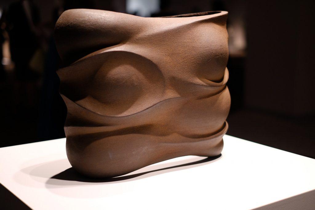 女 1956年 鋳鉄 「第1章 彫刻の宇宙」